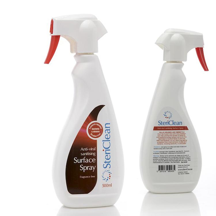 SteriClean anti-viral hard surface spray 500ml