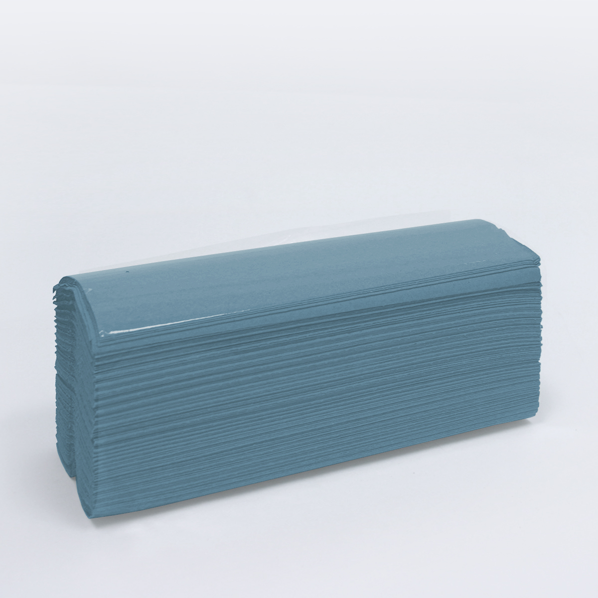 Z Fold Hand Towels 1 ply Blue